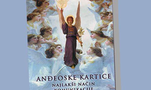 """Knjiga: """"Anđeoske kartice – najlakši način komuniciranja s anđelima"""""""
