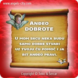 Anđeo dobrote
