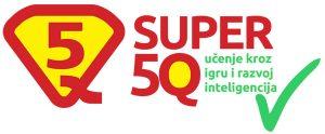 Super5Q - učenje kroz igru i razvoj inteligencija