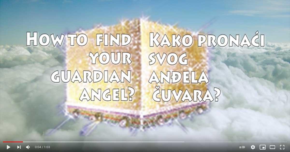 Kako pronaći svog anđela čuvara?