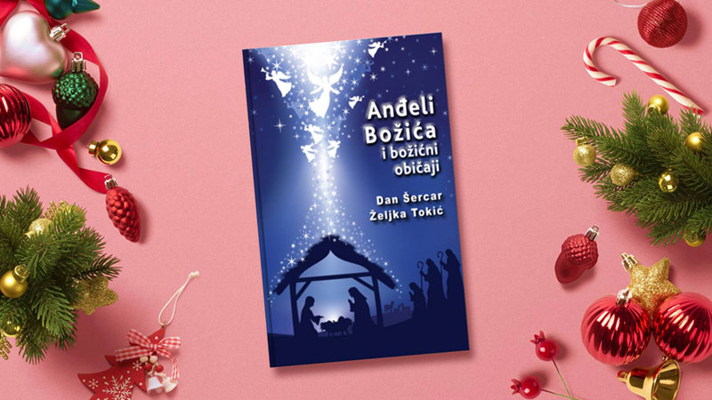 "Knjiga ""Anđeli Božića"""